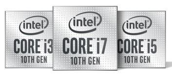 intel Core 10. generacija